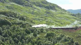 The Jacobite - Part 1 - Fort William To Mallaig
