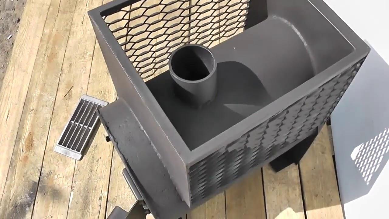 Купить банную печь Быстрица 24 Эконом с доставкой в интернет .
