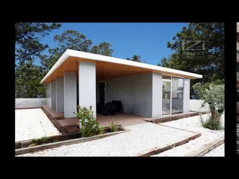 Formas em fibra de casas pr moldadas em concreto doovi - Casas modulares portugal ...