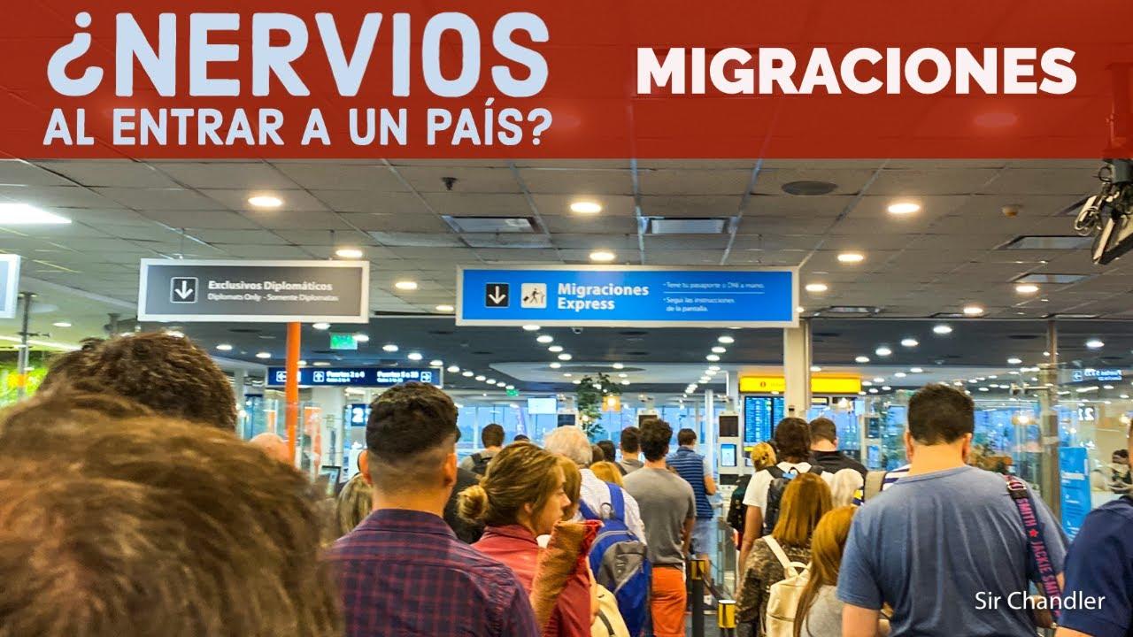 Consejos para entrar a un país en un aeropuerto
