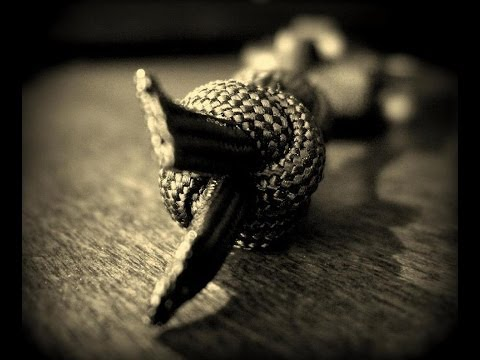 A Two-Strand Paracord Stopper Knot