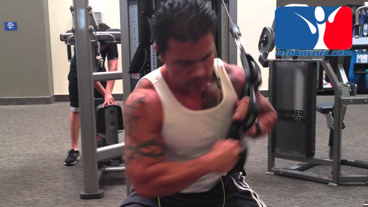 Machine Seated Oblique Twist - Fit Body Life How-to ...