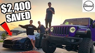 Download Dealer Wanted $2,500 So We Fixed The Aston For $110 DIY ft. TheStradman! Mp3 and Videos