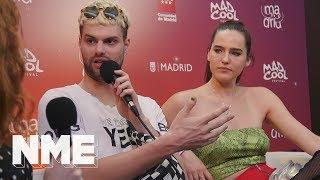 Mad Cool Festival 2018 Sofi Tukker talk touring the new album and new ZHU collaboration