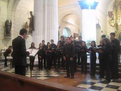 """Concierto Mùsica Sacra"""" Al Sacramento"""" Coro Sinfònico de Valencia en la Catedral"""