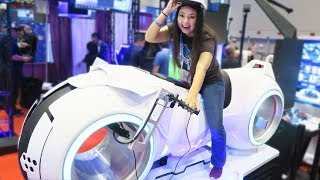 What's new at the 2018 IAAPA Attractions Expo in Orlando!!