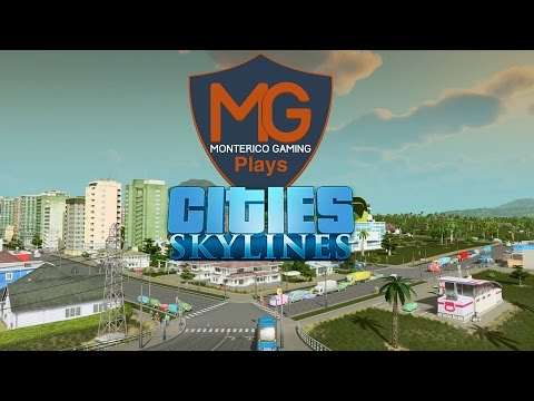 Cities Skylines Montezuma | Part 2 Up Close & Personal 1st Person Mod