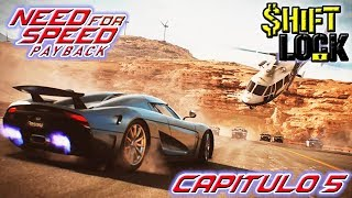#5 NEED FOR SPEED: PAYBACK - DERROTANDO A SHIFT LOCK