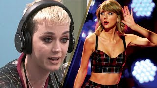 Katy Perry Says She ALWAYS Loved Taylor Swift