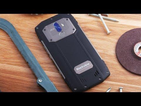 Обзор Blackview BV9000 — защищённый смартфон 4/64Гб с экраном 18:9
