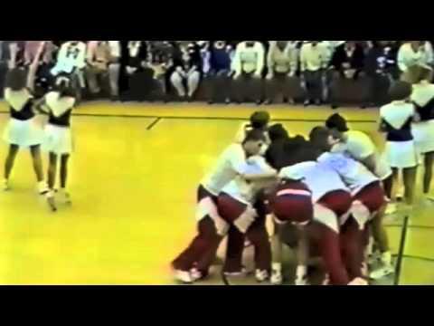 1991-1992 Jac-Cen-Del At Rising Sun (Indiana High School Varsity Basketball)