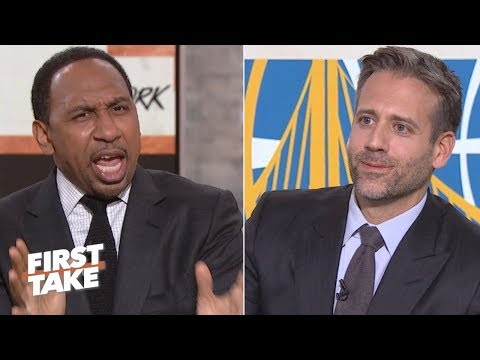 download Stephen A. torches Max for saying Durant is not a top 5 NBA player | First Take
