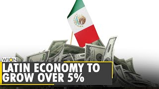 Mexico's Economy could Grow by More Than 5%, suggests Finance Ministry | Global Markets | World English News thumbnail