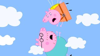 Peppa Pig Official Channel | End of the Holiday