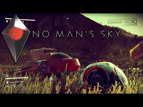 No Man's Sky #1 - I Can't Fly!