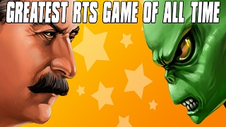 Stalin vs Martians - THE GREATEST RTS GAME OF ALL TIME