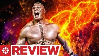 WWE 2K17 Review (Video Game Video Review)