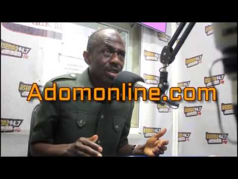 Asiedu Nketia's one-on-one interview with KABA on Asempa Fm