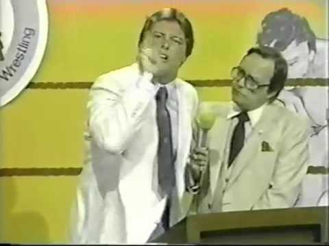 Roddy Piper and Gordon Solie host Georgia Championship Wrestling (08-21-1982)