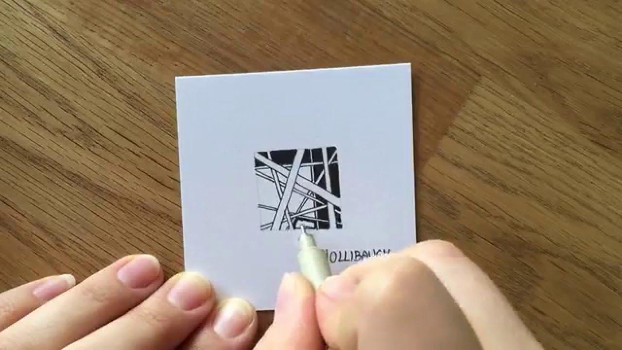 zentangle muster hollibaugh - Zentangle Muster