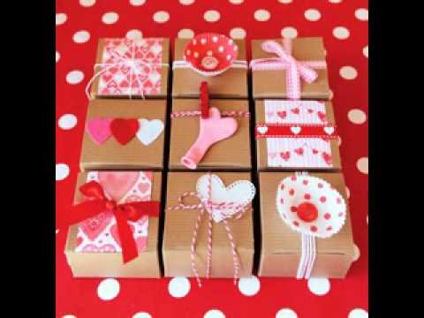 Cute Valentine Box Decorating Ideas   YouTube