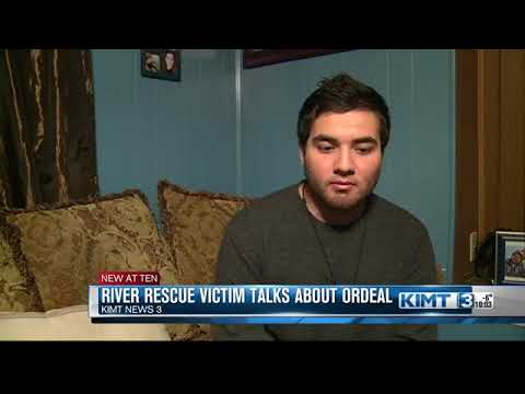Jason Carr - #GoodNews: Drowning Man Saved From Sinking Car Thanks To Siri