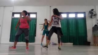 "Zumba "" Taka taka By Materialista ft N -Fasis / Choreo By Chenci"