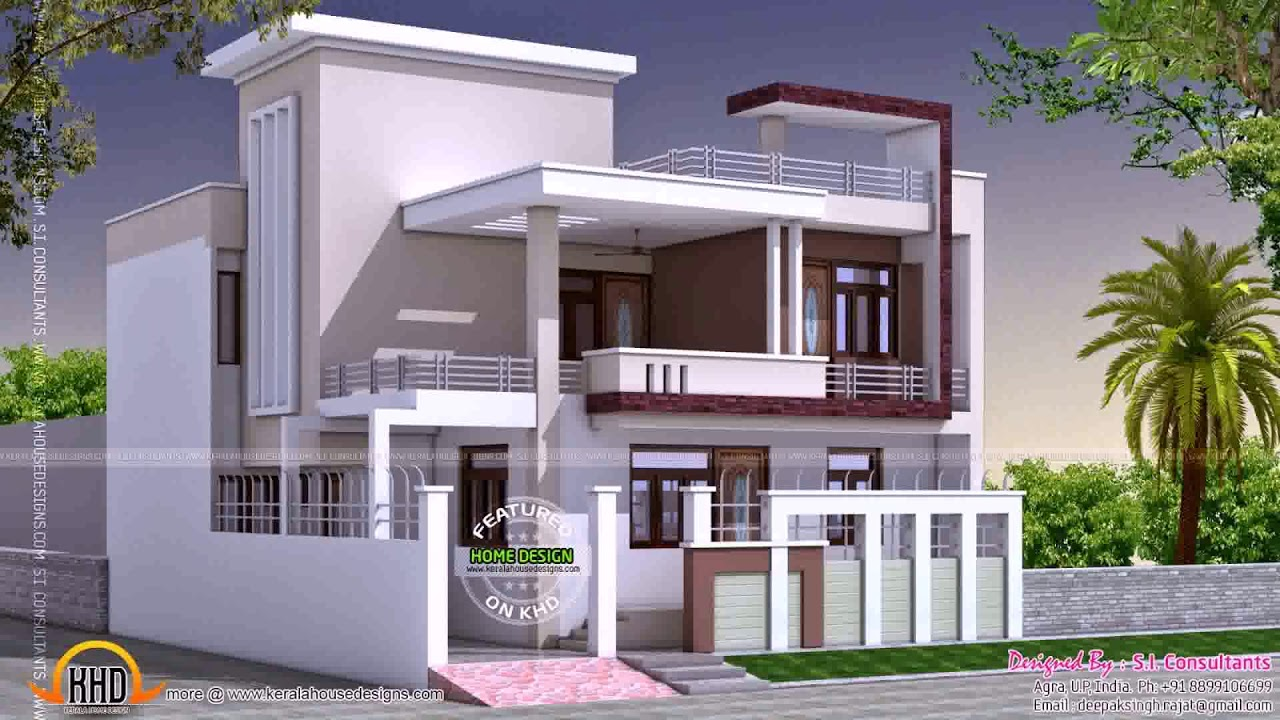 Free Indian House Designs And Floor Plans - DaddyGif.com ...