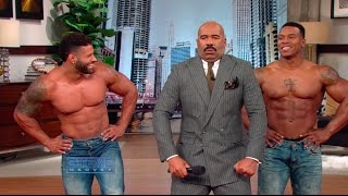 Black Magic Dancers! || STEVE HARVEY
