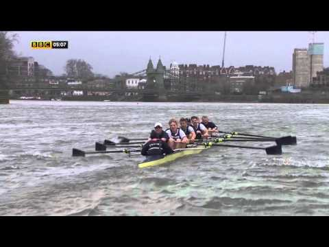 Veterans' Boat Race 2016