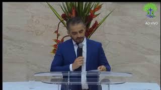 LIVE - IPMN  - CULTO SOLENE DE ANIVERSÁRIO IPMNORTE.   REV. SILAS MATOS.