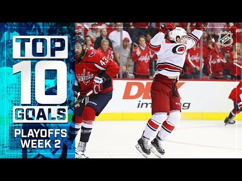 Top 10 Goals of the Week: Playoffs Week 2