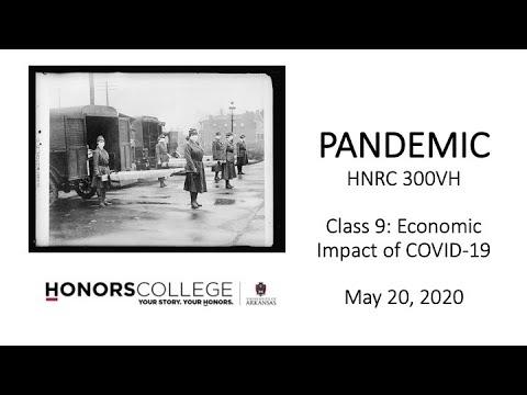 Class 9:  Economic Impact Of COVID 19