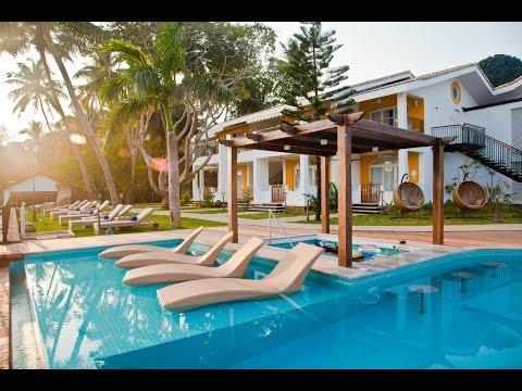 Introducing Acron Waterfront Resort,Baga, Goa