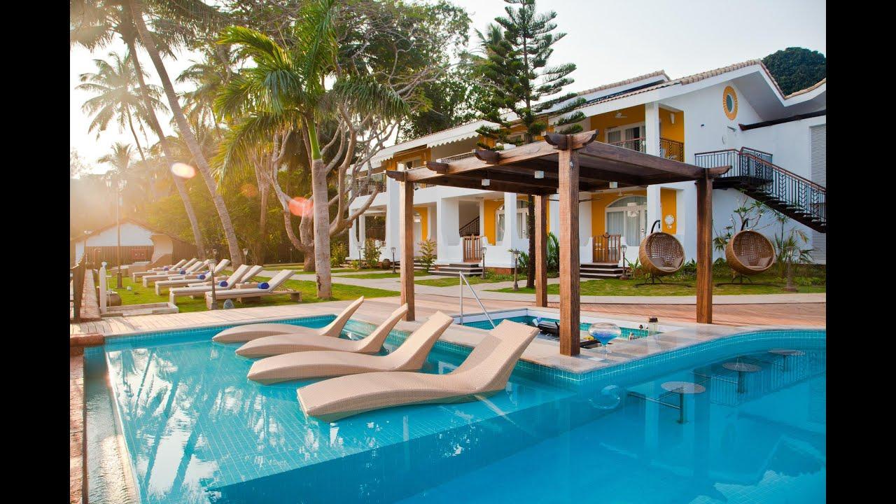 Hotels Near Baga Beach Goa India