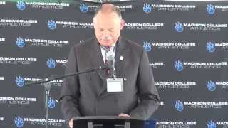 Irwin A. & Robert D. Goodman Sports Complex Announcement - Full Length