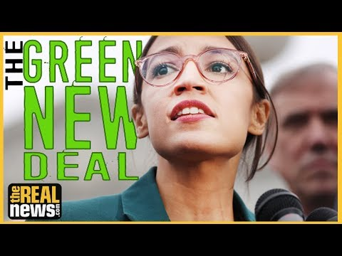 A Climate Sociologist Explains the Green New Deal  (Pt 1/2)
