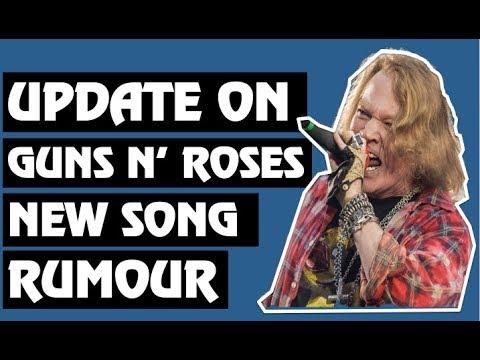 Guns N' Roses News  Update on New GNR Track For T Rex Tribute