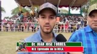 Perfil Agropecuario Domingo 09 Julio - 5ta. Feria del Ganado Carora Cdad. Bolivar, Edo.Bolivar