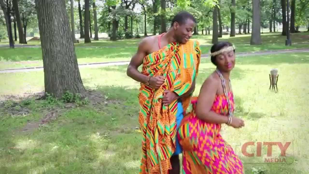 Traditional Clothing For Ashanti Women