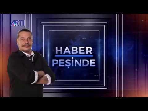 Haber Peşinde 1. Bölüm-Erk Acarer-Konuk Çağhan Kızıl ,Belma Kaplan 28 Mart 2020