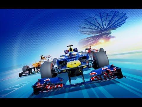 F1 2012 Bemutató