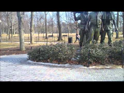 My Trip to Washington D.C (March 2015)