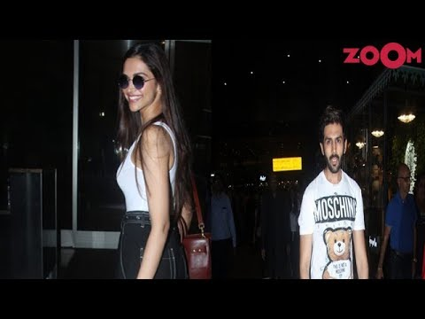 Deepika Looked Sassy In Monochrome Attire | Kartik Aryaan's Rocking Casual Avatar | Style Today Mp3