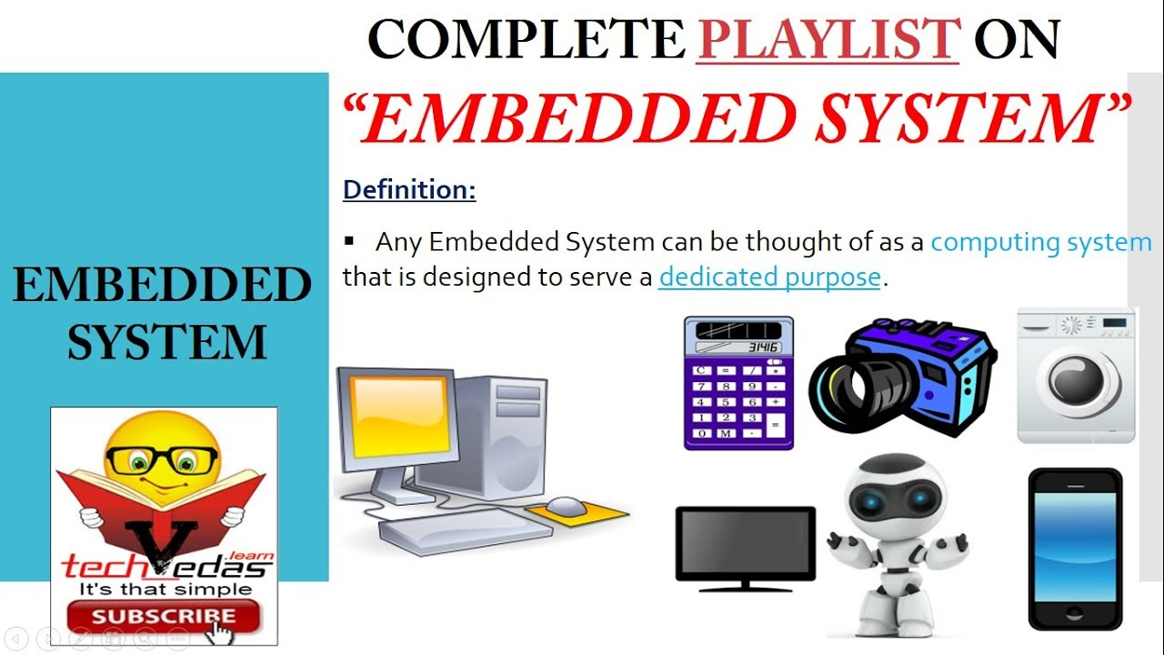 1. 1 real life examples of embedded systems--real-time concepts for.