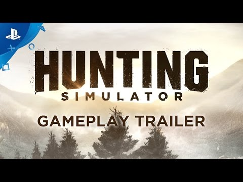 Hunting Simulator - Gameplay Trailer | PS4