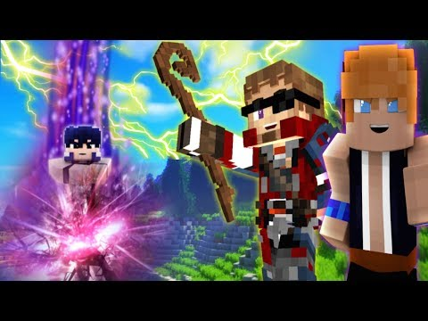 "Minecraft FAIRY TAIL ORIGINS #2 ""Ars Magica!"" (Modded Minecraft Roleplay)"