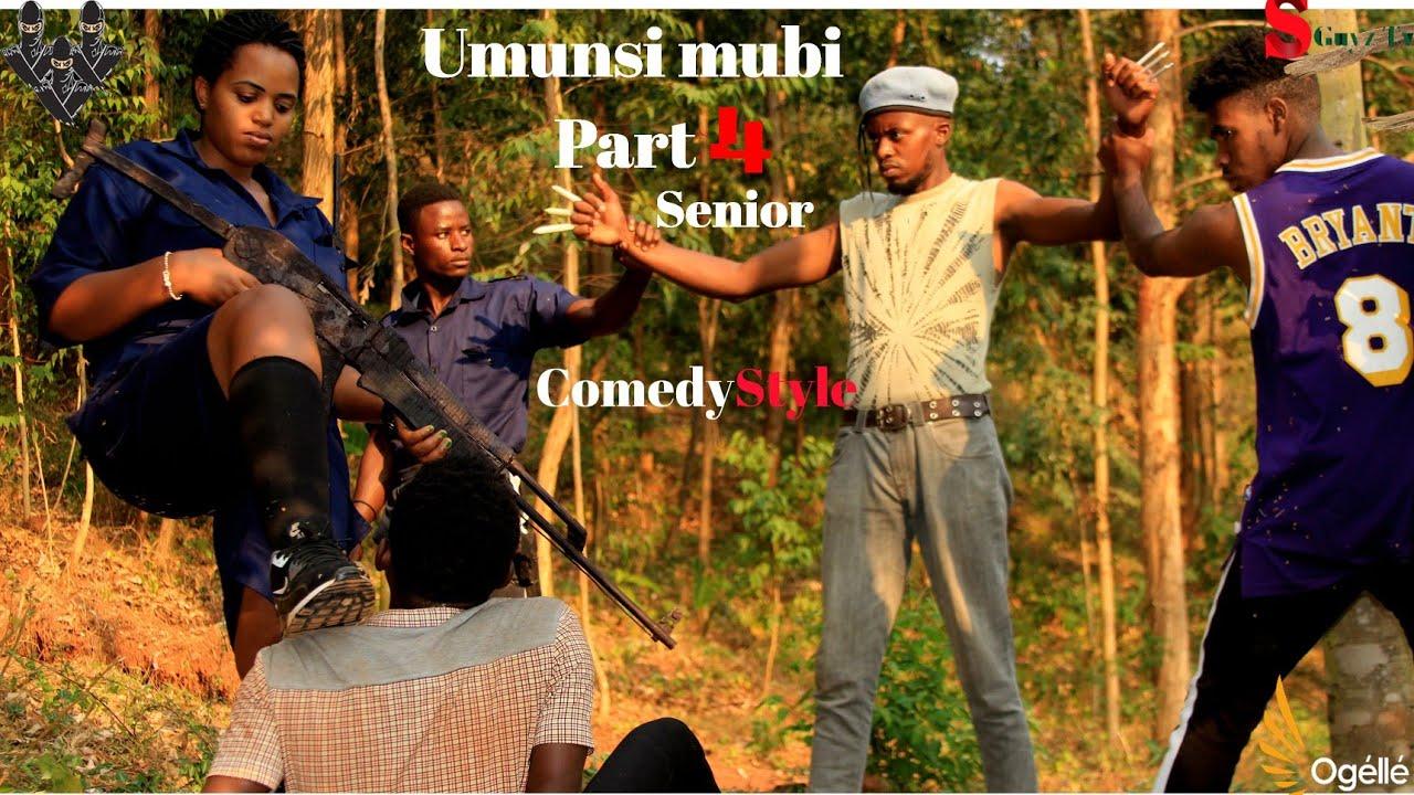 Download ComedyStyle: Umunsi Mubi part4 (imyitozo nogukodesha umwicanyi)