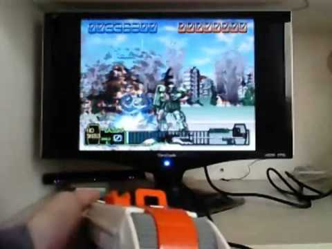 Use Wiimote As Light Gun To Play Mame Arcade Game On Pc
