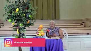 Great Commission Community Church, Inc. Live Stream